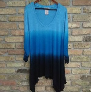 Philosophy Ombre Tunic